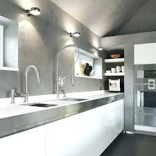 kitchen sconce lighting. White Grey Kitchen Decoration Using Simple Round Metal Sconce Lighting Including Light Gray . Famous