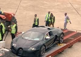 Last july a salvage team pulled a 1925 bugatti. Zambians Wowed After Spotting 3m Bugatti Veyron At Airport Face2face Africa
