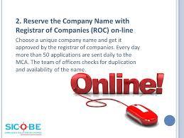 How To Register A Company How To Register A Company In India