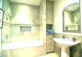 modern tub shower combo full size of bathrooms s modern bathtub shower combo showers