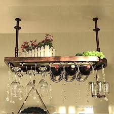 european style creative telescopic frame simple wine glass home decoration bar suitable for all kinds of