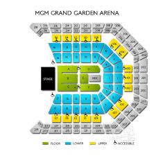Mgm Grand Garden Arena Phish Seating Chart Mgm Grand Garden Arena Section 209 Olive Garden Bozeman