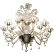 venini murano chandelier designed by napoleone martinuzzi italia 1928 for