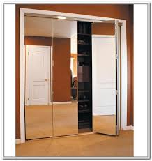 bi fold mirror closet door. Bi Fold Mirror Closet Door. Mirrored Doors Bifold Interior Exterior Lowe\\u0027s Door R