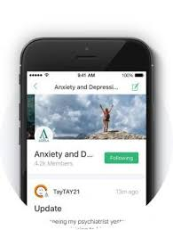 Online Group Adaa Online Support Group Anxiety And Depression