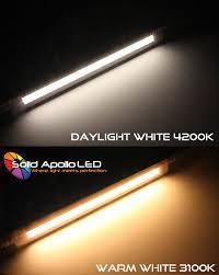 Daylight Led Light Bar 3 X 20in Premium Dimmable Led Light Bar Kit
