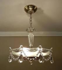 hanging ceiling light fixtures vintage chandelier crystal beaded d antique glass hanging ceiling light fixture rewired
