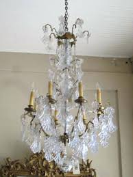 antique crystal chandeliers cool old for iron regarding elegant property parts antique crystal chandeliers