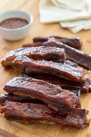 bbq pork spare ribs easy recipe made