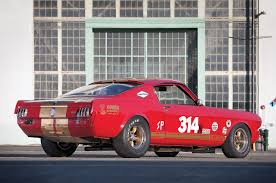 Ford Mustang MK1   All Racing Cars