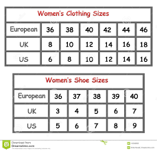 Moddeals Size Chart How To Find Your Beautiful Clothes Beauty Clothes Part 835