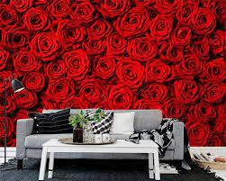 Avikalp Exclusive AWZ0138 Red Roses 3d ...