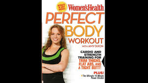amy dixon women s health perfect body workout warmup