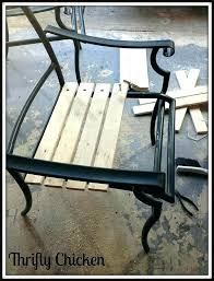 luxury patio chair replacement slings for patio furniture