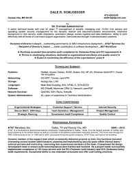 Project Administrator Resume Example Best Of System Administrator Resume Includes A Snapshot Of The Skills Both
