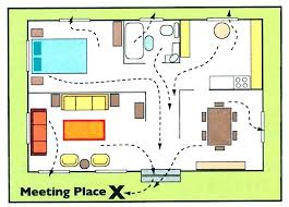 Evacuation Plan Sample Home Emergency Evacuation Plan Inspirational Fire Template