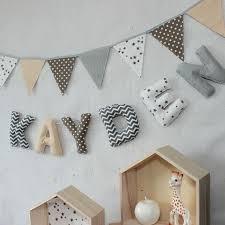 hanging name nursery decor baby name