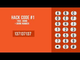 Vending Machine Hack 2017 Codes