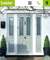 front door with side panels front doors with side panels s s s s front door sidelight panel curtains