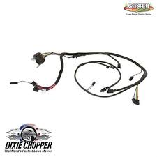 500014 dixie chopper silver eagle wiring harness universal motorcycle wiring harness kit at Chopper Wiring Harness