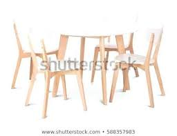 full size of white round dining table with wood top solid wooden four stock photo edit