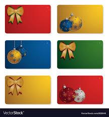 Gift Cards For Christmas Christmas Gift Cards