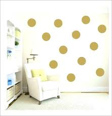 rose gold wall decal dots stickers gallery of decorate with circle decals nursery polka dot