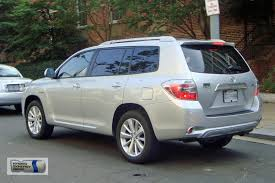 2009 Toyota Highlander - Information and photos - ZombieDrive