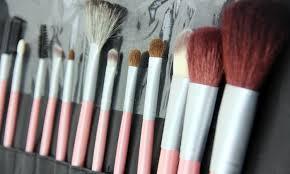 eco 10 piece beaute basics 12 piece makeup brush set