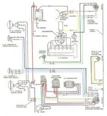 electric l 6 engine wiring diagram 60s chevy c10 wiring 1964 gmc truck electrical system wiring diagram schematic