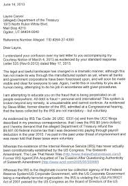 Certified Letter From Irs Articleezinedirectory