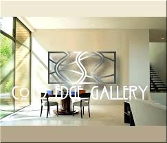 big metal wall art large metal wall sculptures cold edge gallery large metal wall art abstract contemporary brushed aluminum extra large metal wall art