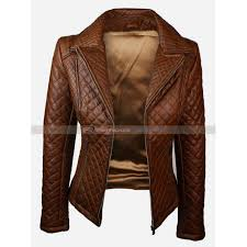 brown quilted jacket womens 700x700 jpg