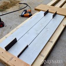 follow this easy diy tutorial for board and batten shutters to add rustic charm to any