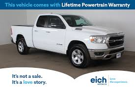 Pre-Owned 2019 Ram 1500 Big Horn/Lone Star 4WD 4D Extended Cab