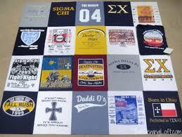 Make a T Shirt Quilt: Stitching - The Sewing Loft & Learn how to make a tshirt quilt on The Sewing Loft Adamdwight.com