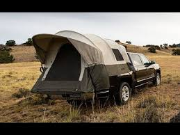 Kodiak Canvas Truck Bed Tent Review - YouTube