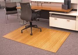 desk chair mat. Contemporary Mat Bamboo Desk Chair Mats  516 Inside Mat A