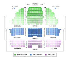 Springsteen On Broadway Seating Chart 63 Ageless Radio City Music Hall Seating Chart Overhang