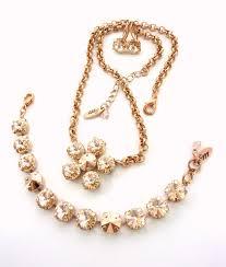 jewels swarovksi swarovski necklace swarovski crystal jewelry swarovski pendant swarovski rose gold swarovski silk necklace silk
