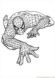 72 spiderman printable coloring pages for kids. Spiderman Coloring Pages Pdf Coloring Home