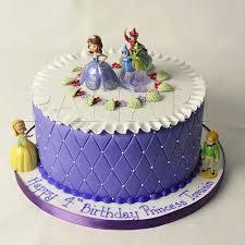 Disney Princess Sofia Birthday Cake — Wow Disney