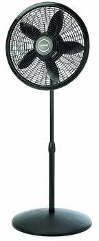lasko 1827 adjule elegance and performance pedestal fan