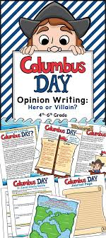 best th grade explorers images teaching social christopher columbus day opinion writing text dependent text evidence