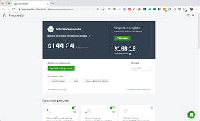 Quickbooks Online Adds Auto Updating Insurance For