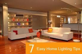 home lighting tips. 7 Home Lighting Tips Designs