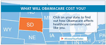 Obamacare Impact Map Effects Of The Affordable Care Act