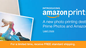 amazon offers photo prints to prime members