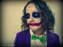 heath ledger the joker make up