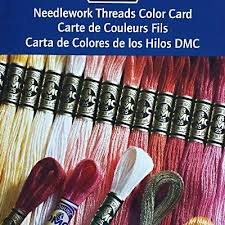 Dmc Color Chart 2018 Printable Dmc Color Chart Project Peacock Fig